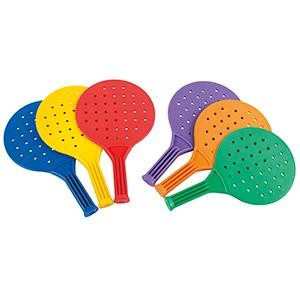 Beach Tennis Racket Pickleboard Paddles - 6 stk ulike farger