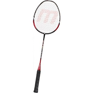 Megaform Silver Badmington Racket