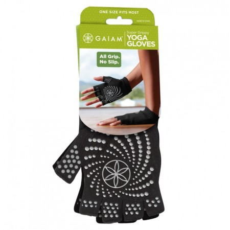 Gaiam Grippy Yoga hansker