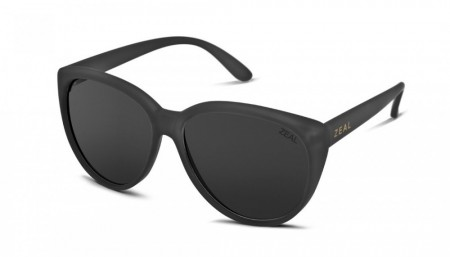 Solbrille Zeal Optics Dakota (Matte Black/Dark Grey)
