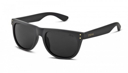 Solbrille Zeal Optics Ace (Black Gold/Dark Grey)
